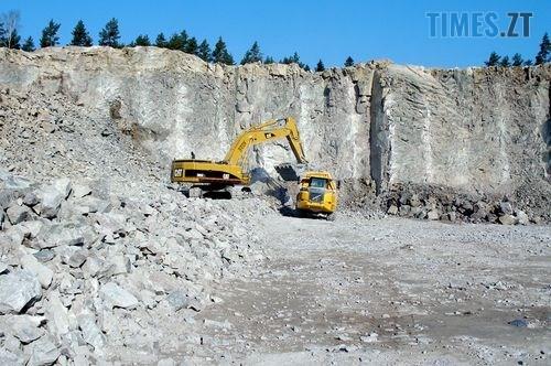 665013 - На гранітному кар`єрі в Житомирській області працівника зачавило каменем