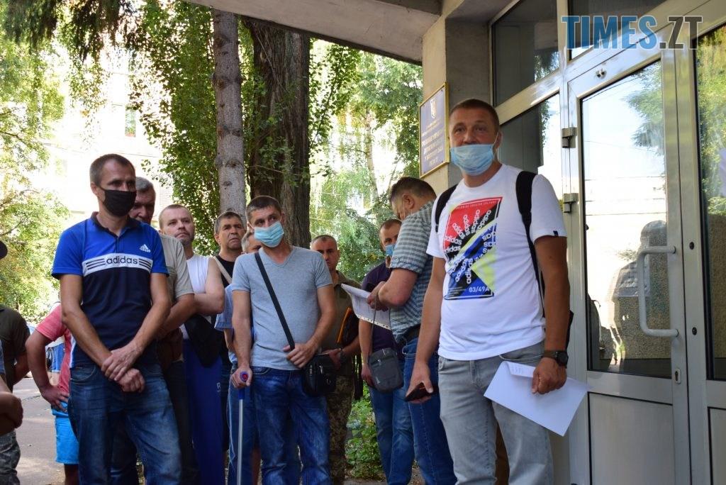 DSC 0035 1 1024x684 - Процес пішов: атовці, ветерани війни, сім'ї загиблих та соціально незахищені жителі Житомирщини отримали накази на земельні ділянки (ФОТО)