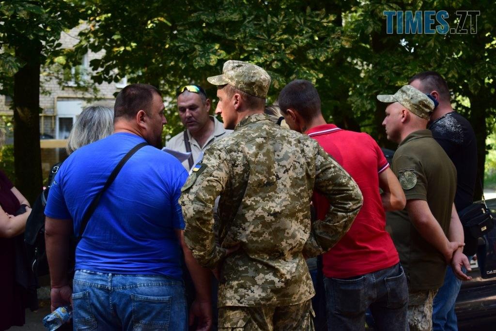 DSC 0041 1024x684 - Процес пішов: атовці, ветерани війни, сім'ї загиблих та соціально незахищені жителі Житомирщини отримали накази на земельні ділянки (ФОТО)