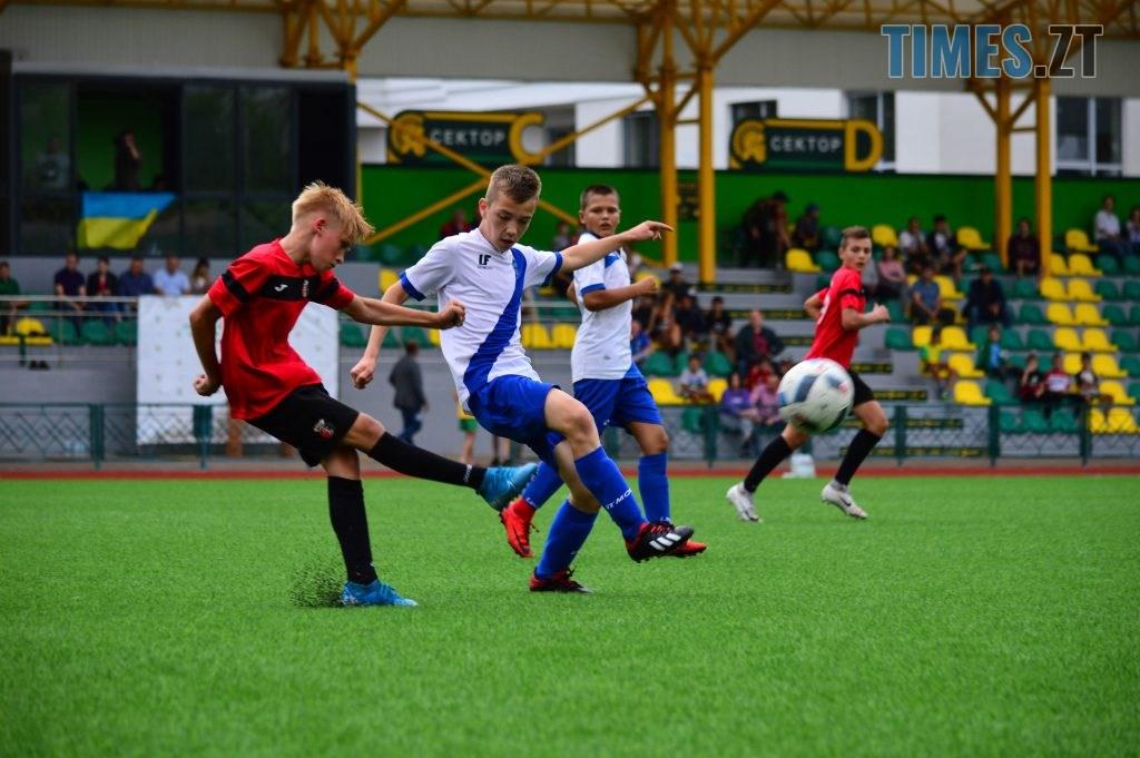DSC 0125 1024x681 - Футбольний турнір U-12 пам'яті Дмитра Рудя у Житомирі виграв ФК «Шахтар» серією пенальті (ФОТО)