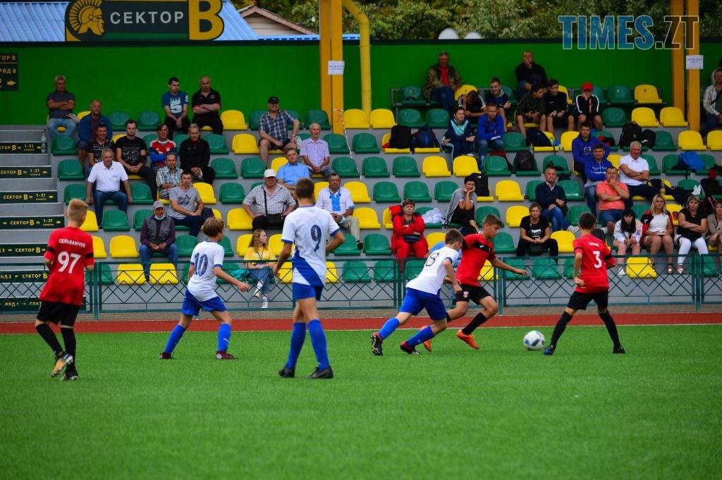DSC 0146 1024x681 - Футбольний турнір U-12 пам'яті Дмитра Рудя у Житомирі виграв ФК «Шахтар» серією пенальті (ФОТО)