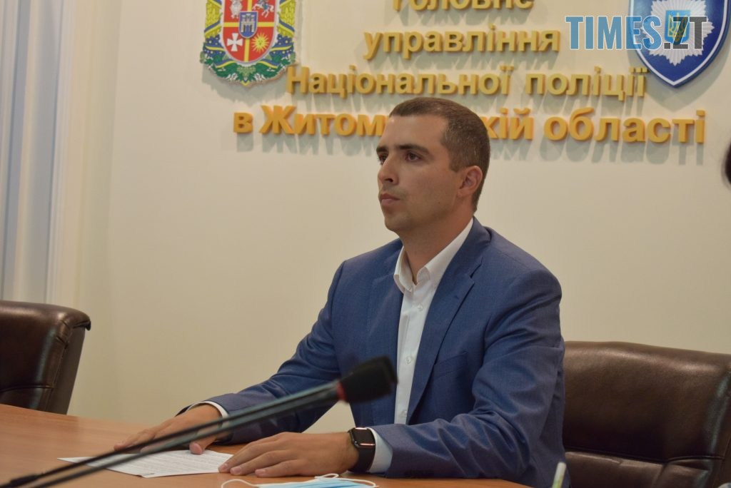 DSC 0159 1024x684 - Повна бойова готовність: поліція Житомира та ГМ «Опора» готуються до повторного голосування на місцевих виборах