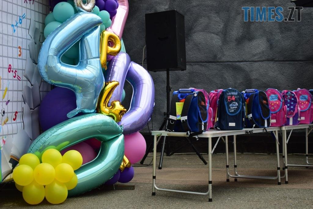 DSC 0176 1 1024x684 - У Житомирі в рамках акції «Першовересень» дітей-пільговиків зібрали до школи