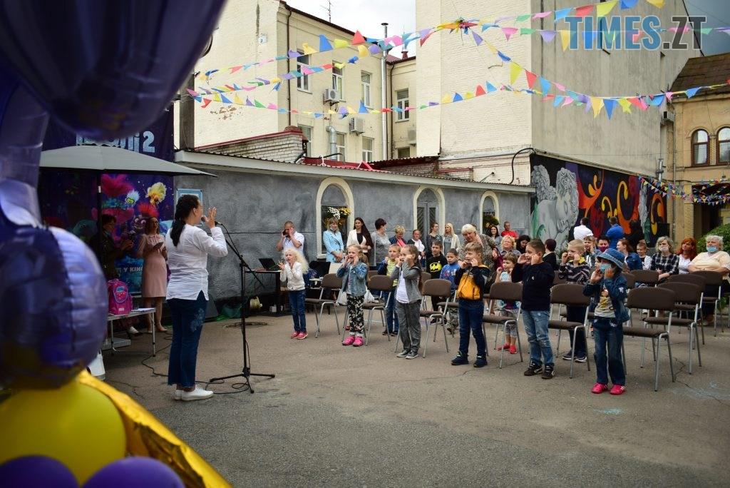DSC 0177 2 1024x684 - У Житомирі в рамках акції «Першовересень» дітей-пільговиків зібрали до школи