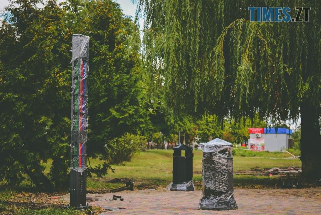 DSC 0223 1024x684 - Незабаром «Житомирську політехніку» прикрасить «Ейфелева вежа» в українському стилі та світлове шоу (ФОТО)