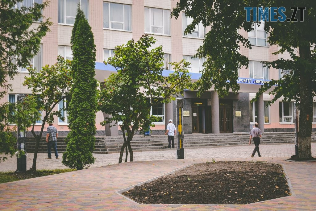 DSC 0226 1024x684 - Незабаром «Житомирську політехніку» прикрасить «Ейфелева вежа» в українському стилі та світлове шоу (ФОТО)