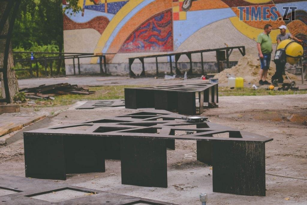 DSC 0233 1024x684 - Незабаром «Житомирську політехніку» прикрасить «Ейфелева вежа» в українському стилі та світлове шоу (ФОТО)