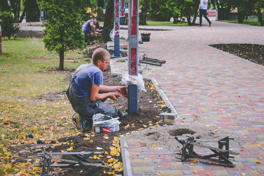 DSC 0235 1024x684 - Незабаром «Житомирську політехніку» прикрасить «Ейфелева вежа» в українському стилі та світлове шоу (ФОТО)
