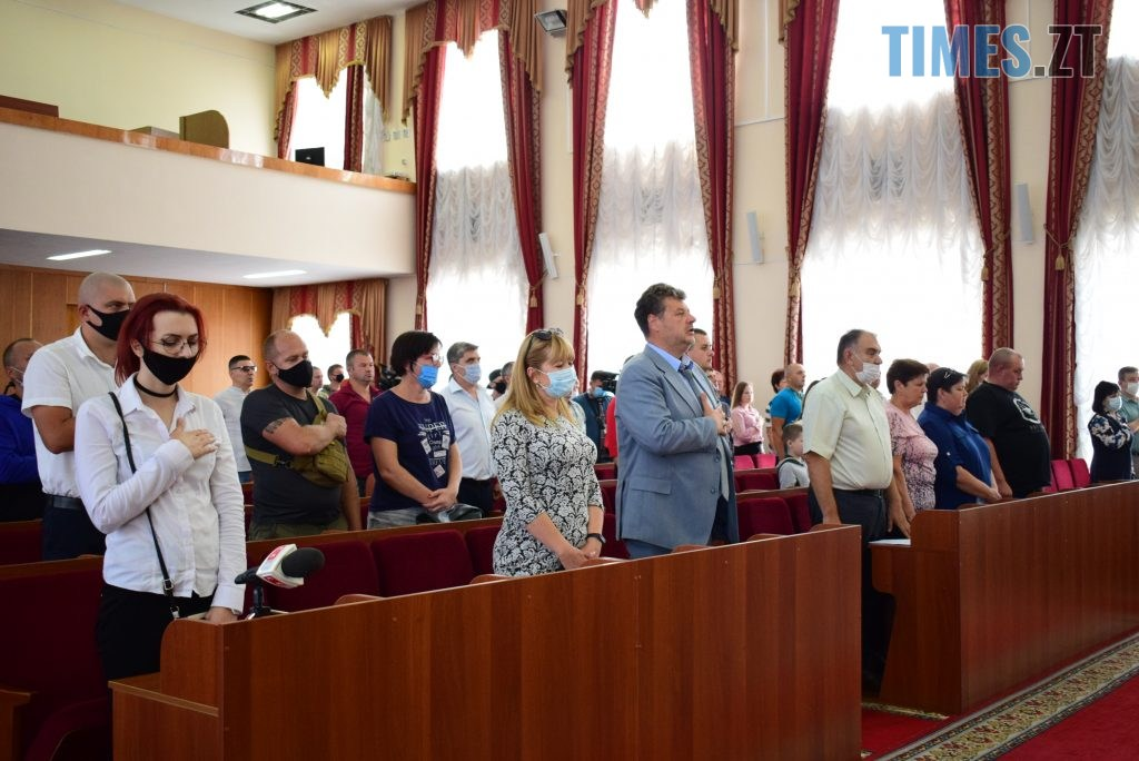 DSC 0292 1024x684 - Військовослужбовцям Житомирщини вручили грошову компенсацію на придбання житла (ФОТО)