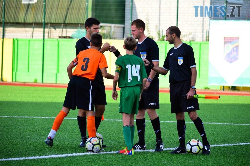 DSC 0328 1024x681 - Футбольний турнір U-12 пам'яті Дмитра Рудя у Житомирі виграв ФК «Шахтар» серією пенальті (ФОТО)