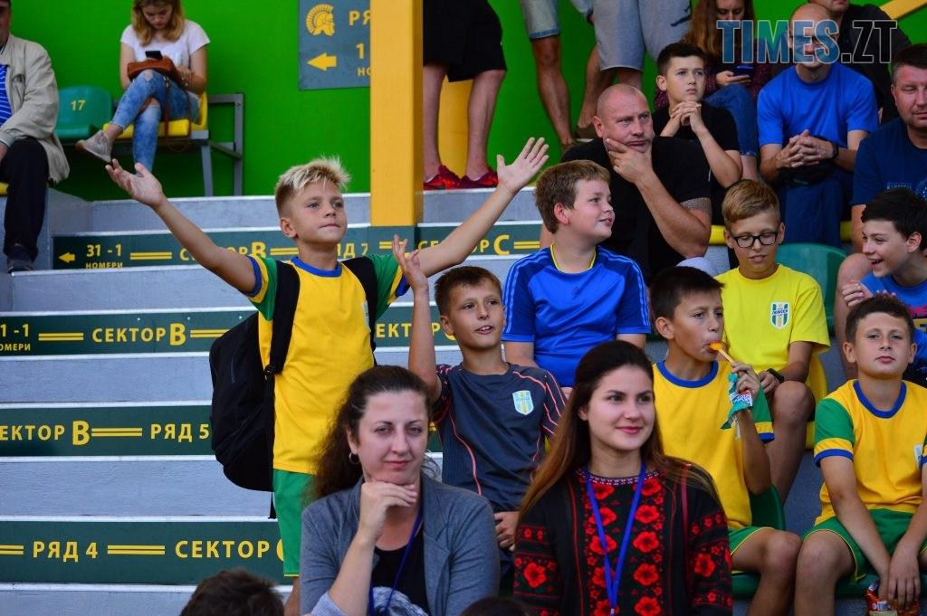 DSC 0341 1024x681 - Футбольний турнір U-12 пам'яті Дмитра Рудя у Житомирі виграв ФК «Шахтар» серією пенальті (ФОТО)