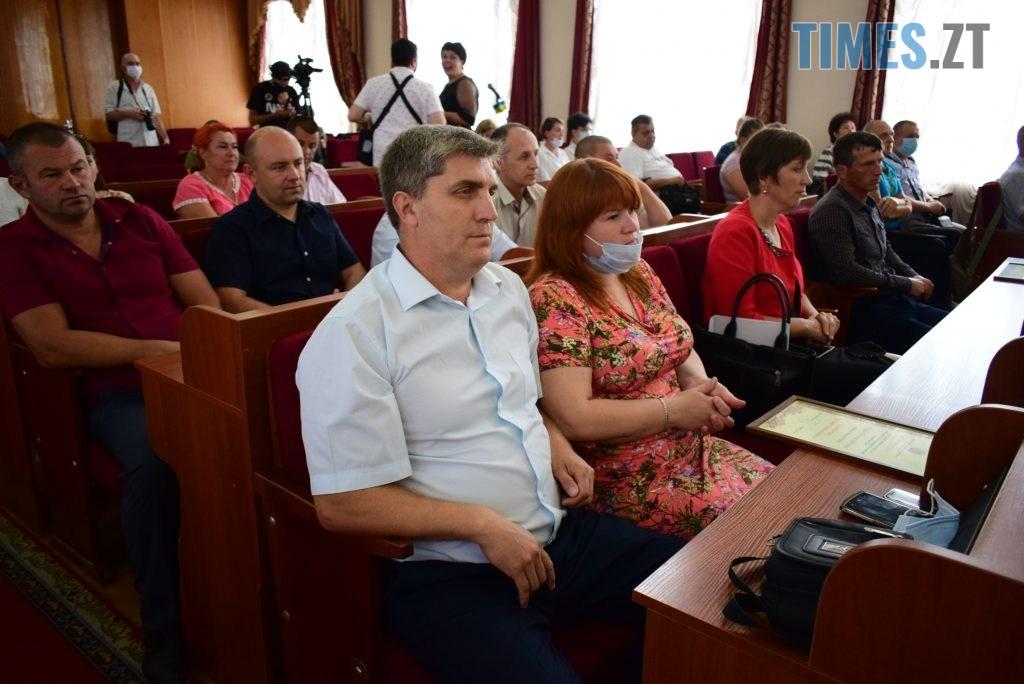 DSC 0354 1024x684 - Військовослужбовцям Житомирщини вручили грошову компенсацію на придбання житла (ФОТО)