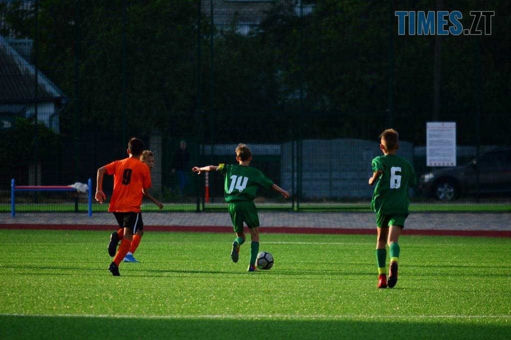 DSC 0365 1 1024x681 - Футбольний турнір U-12 пам'яті Дмитра Рудя у Житомирі виграв ФК «Шахтар» серією пенальті (ФОТО)