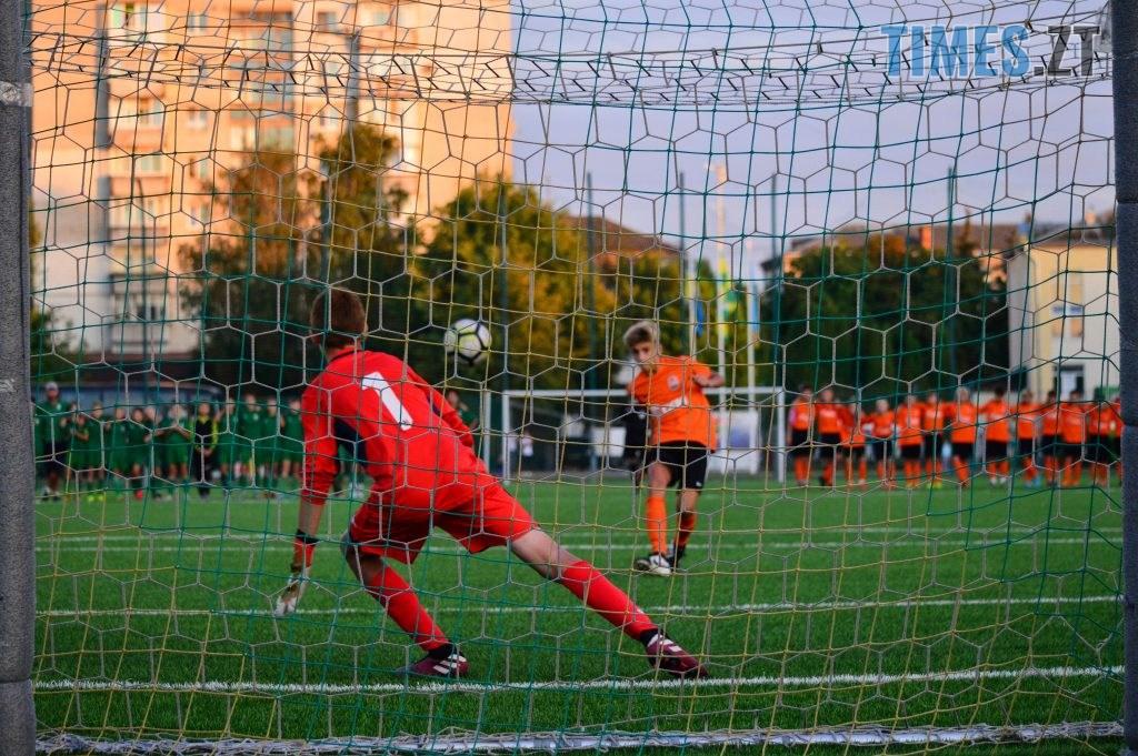 DSC 0474 1 1024x681 - Футбольний турнір U-12 пам'яті Дмитра Рудя у Житомирі виграв ФК «Шахтар» серією пенальті (ФОТО)