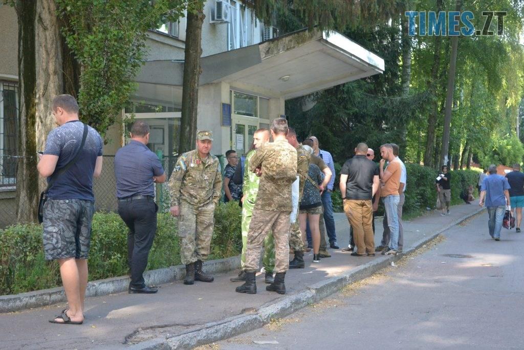 DSC 0537 1024x683 - Призначення нового керівника в Житомирському Держгеокадастрі викликало суперечки між атовцями