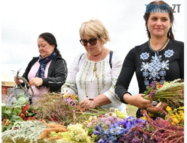 IMG 20200830 133624 - На Житомирщині відбувся ягідний фестиваль, де спекли рекордний 2-метровий пиріг