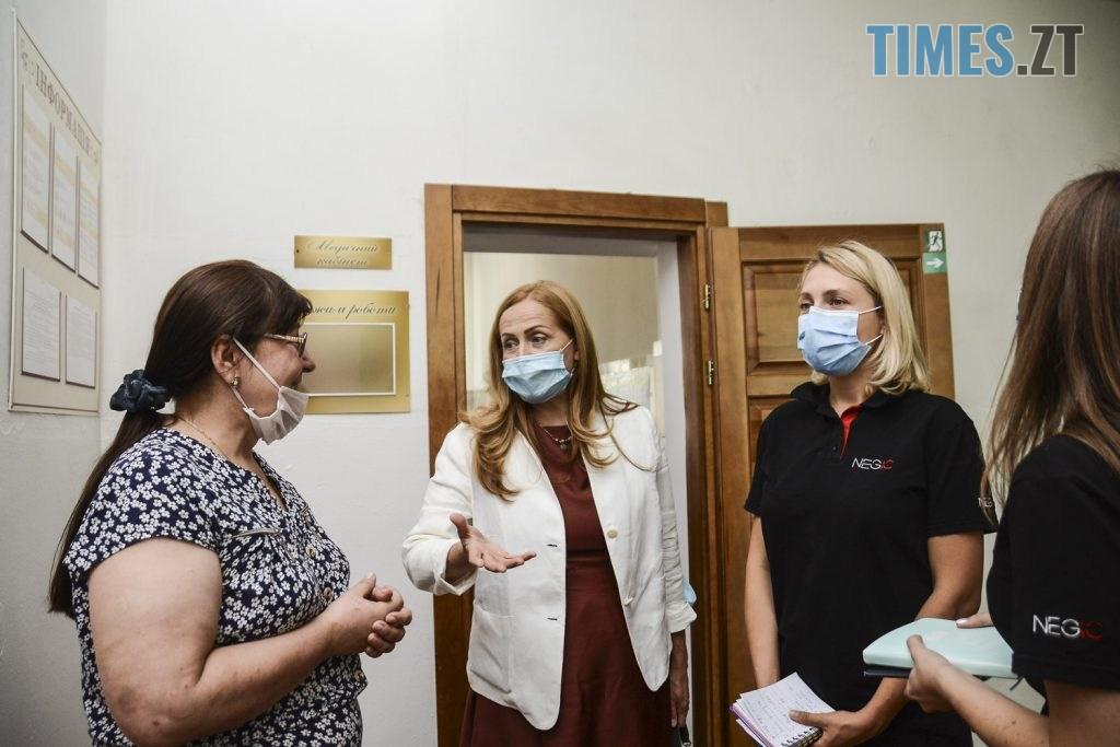 NSV 5801 1024x683 - Міська школа долучилася до проєкту Людмили Зубко щодо інфекційної безпеки