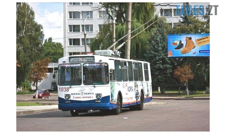 Screenshot 1 18 - «Загадкове» зникнення маршруту житомирського тролейбусу № 8 спричинило скандал в міськраді