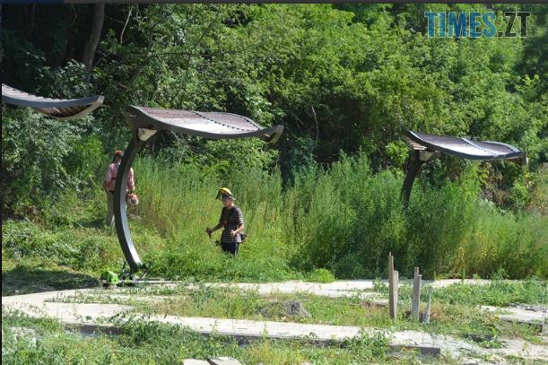 Screenshot 12 - Житомир: у міськраді розповіли, на якому етапі знаходиться реконструкція набережної р. Тетерів (ФОТО)