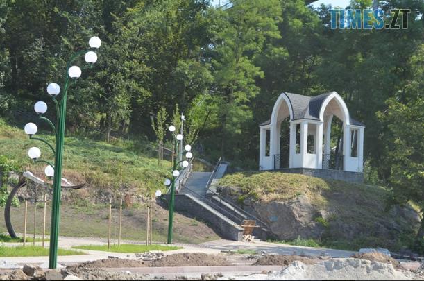 Screenshot 6 1 - Житомир: у міськраді розповіли, на якому етапі знаходиться реконструкція набережної р. Тетерів (ФОТО)
