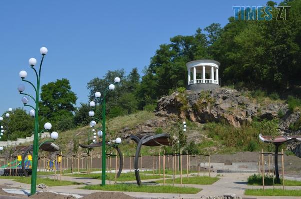 Screenshot 7 2 - Житомир: у міськраді розповіли, на якому етапі знаходиться реконструкція набережної р. Тетерів (ФОТО)