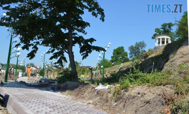 Screenshot 8 2 - Житомир: у міськраді розповіли, на якому етапі знаходиться реконструкція набережної р. Тетерів (ФОТО)