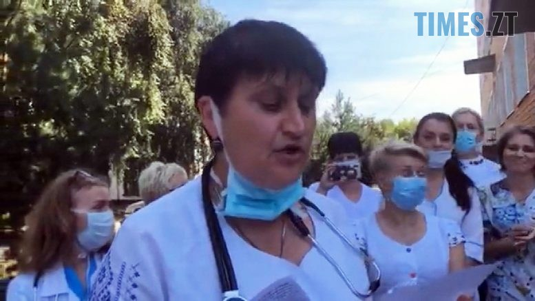 Still1212 00001 777x437 - Медичний скандал, втеча міського голови і погрози фізично знищити: блогер Антон Гура побував у Бердичеві (ВІДЕО)