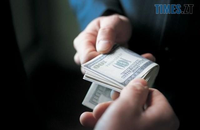 bribery in Afghanistan - У Житомирі затримали посадовця з Держекоінспекції, який вимагав тисячу доларів від підприємця з району