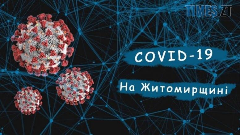 covid na Zhytomyr 1 1024x576 1 777x437 - Коронавірус на Житомирщині: за добу три смерті та 24 нових інфікованих осіб