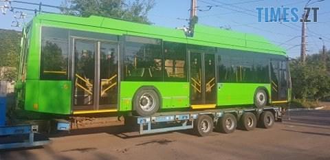 img1597905605 - Ще одна пара модернових тролейбусів з`явилася на балансі Житомирського ТТУ, ввечері привезуть третій