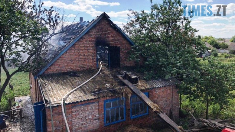 photo 2020 08 13 19 54 40 777x437 - У Чуднові через неправильне облаштування димаря загорівся приватний будинок