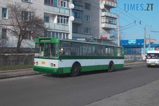 unnamed 2 - До уваги житомирян: у місті курсуватиме ще один додатковий тролейбусний маршрут
