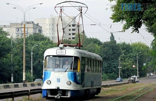 unnamed 8 - Увага! У Житомирі призупинено рух трамваїв по вулиці М. Грушевського