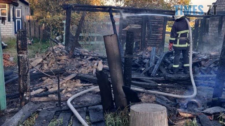 01 8 777x437 - Під час пожежі у Житомирському районі через шок від побаченого помер власник обійстя