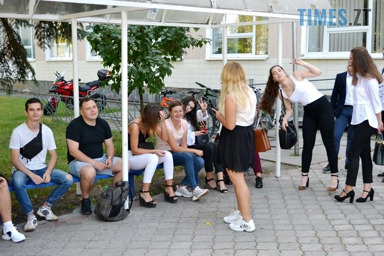 03 - Віктор Євдокимов: «Незважаючи на пандемію, до Житомирської політехніки вступили близько 2000 студентів» (ВІДЕО)