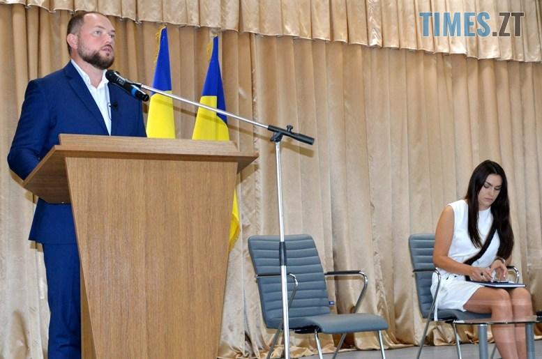 04 - Віктор Євдокимов: «Незважаючи на пандемію, до Житомирської політехніки вступили близько 2000 студентів» (ВІДЕО)