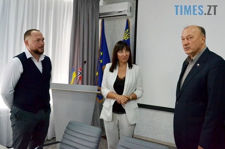 05 5 - Віктор Євдокимов: «Житомирська політехніка підписала угоду з Норвегією – навчатимемо АТОвців вести бізнес» (ВІДЕО)