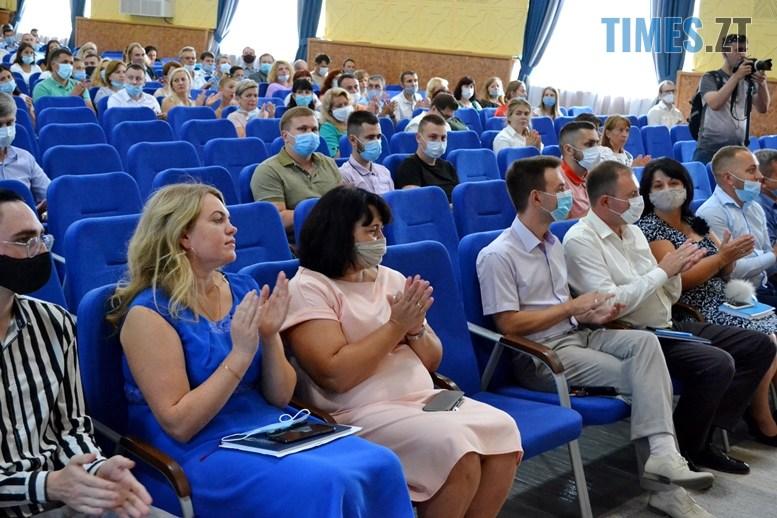 05 - Віктор Євдокимов: «Незважаючи на пандемію, до Житомирської політехніки вступили близько 2000 студентів» (ВІДЕО)