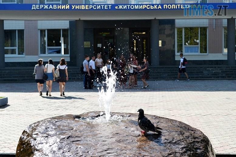 07 - Віктор Євдокимов: «Незважаючи на пандемію, до Житомирської політехніки вступили близько 2000 студентів» (ВІДЕО)