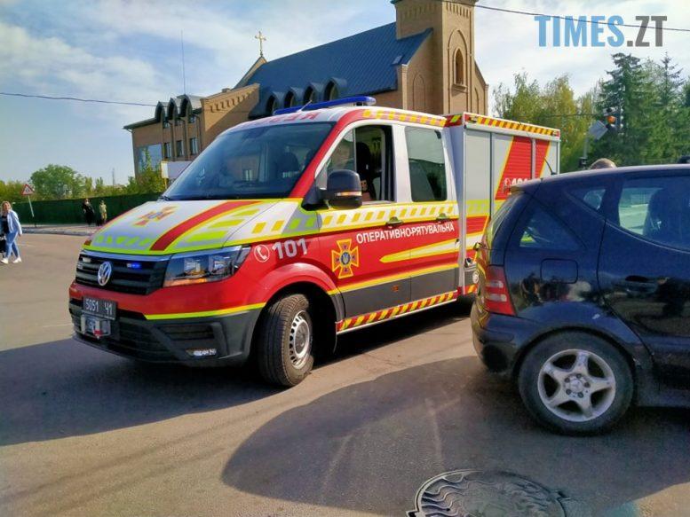 120150307 2666069723609886 8942272320776370498 n e1600939525753 - У Житомирі потрійна аварія неподалік частини ГУ ДСНС, рух траспорту обмежено (ФОТО)