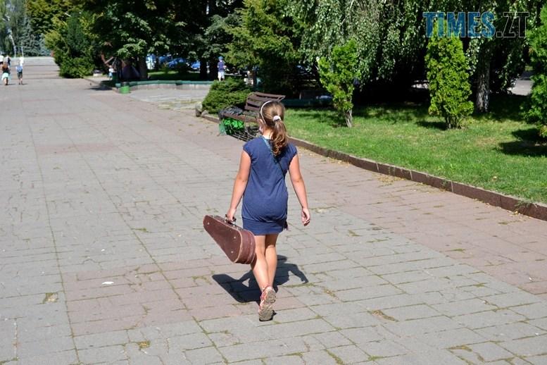 15 - «День житомирянина»: у місті працює лише один фонтан – там, де має «засвітитись» Сухомлин (ФОТО)