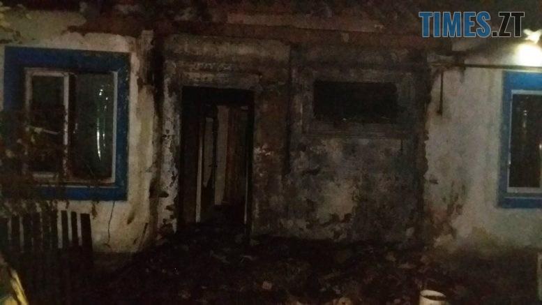 2 777x437 - В Андрушівському районі надзвичайникам вдалося врятувати житловий будинок від повного знищення вогнем
