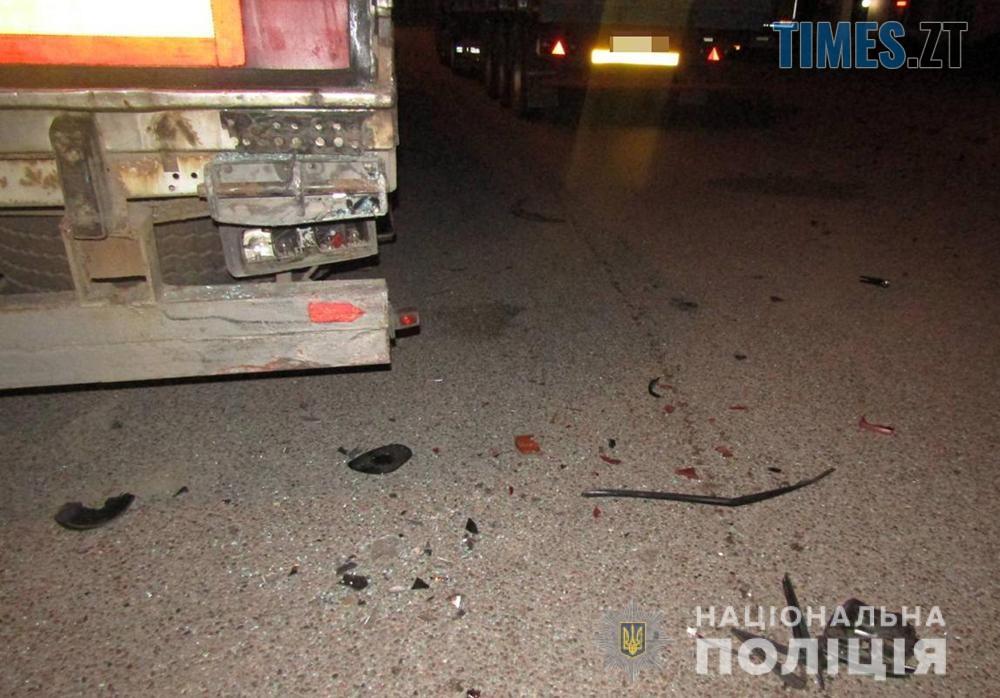 2a1f06 - На Звягельщині в моторошній аварії травмувалися двоє дітей та стільки ж дорослих (ФОТО)