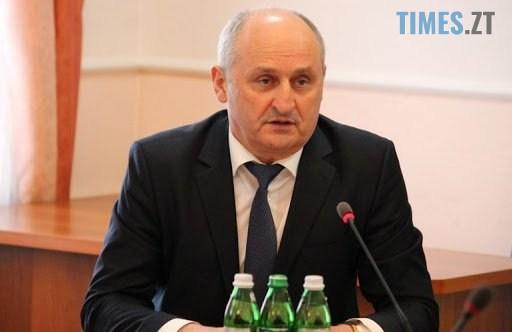 4 - Очільник Житомирської обласної ради інфікувався коронавірусом
