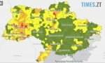 """5f64ed723347a original w859 h569 150x90 - Чотири міста та переважна більшість районів Житомирщини потрапили до """"жовтої зони"""""""