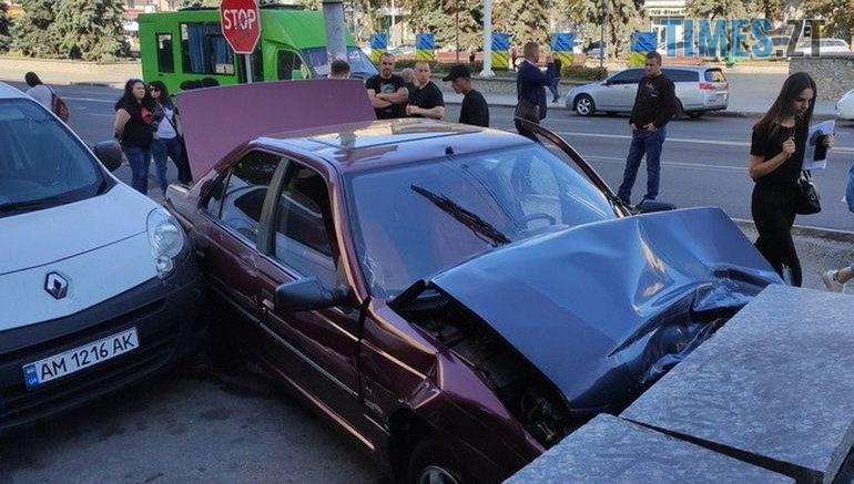 60811434 770x437 - «Водії мають бути відповідальними, а Житомир — безпечним» — Віктор Євдокимов