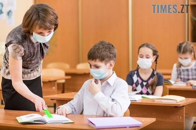 6743a9f 521460a shkola 755 - Прибиральниця однієї з житомирських шкіл захворіла на соvid-19, заклад пішов на дистанційне навчання