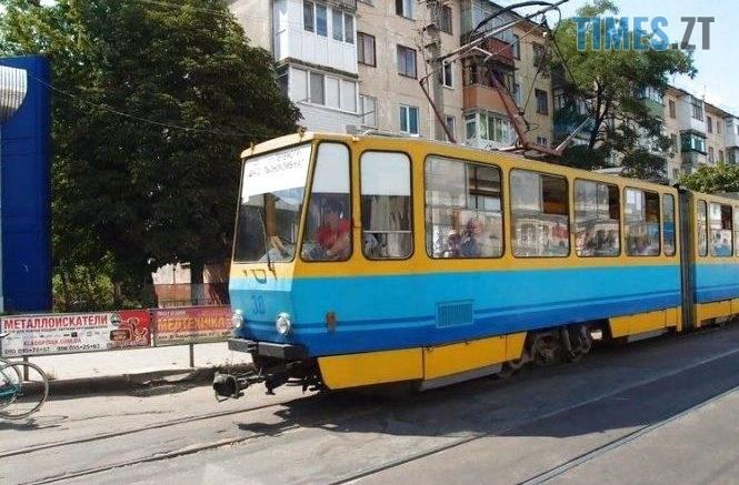 810503 tramvay u zhitomiri znischiti ne mozhna zalishiti 665x437 - У Житомирі призупинили рух трамваїв