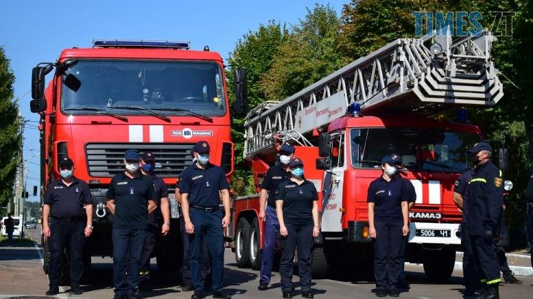 DSC 0042 777x437 - «Герої серед нас»: рятувальники Житомирщини розповіли про особливості роботи, складнощі та прикмети, яких дотримуються (ВІДЕО)