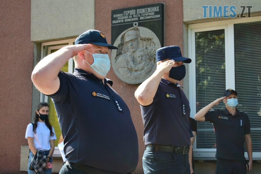 DSC 0062 1024x684 - «Герої серед нас»: рятувальники Житомирщини розповіли про особливості роботи, складнощі та прикмети, яких дотримуються (ВІДЕО)